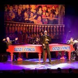 Crazy Piano's On Tour