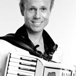 Accordeonist Peter