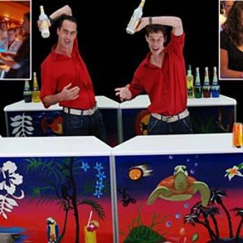 Cocktailbar - Cocktailshaker