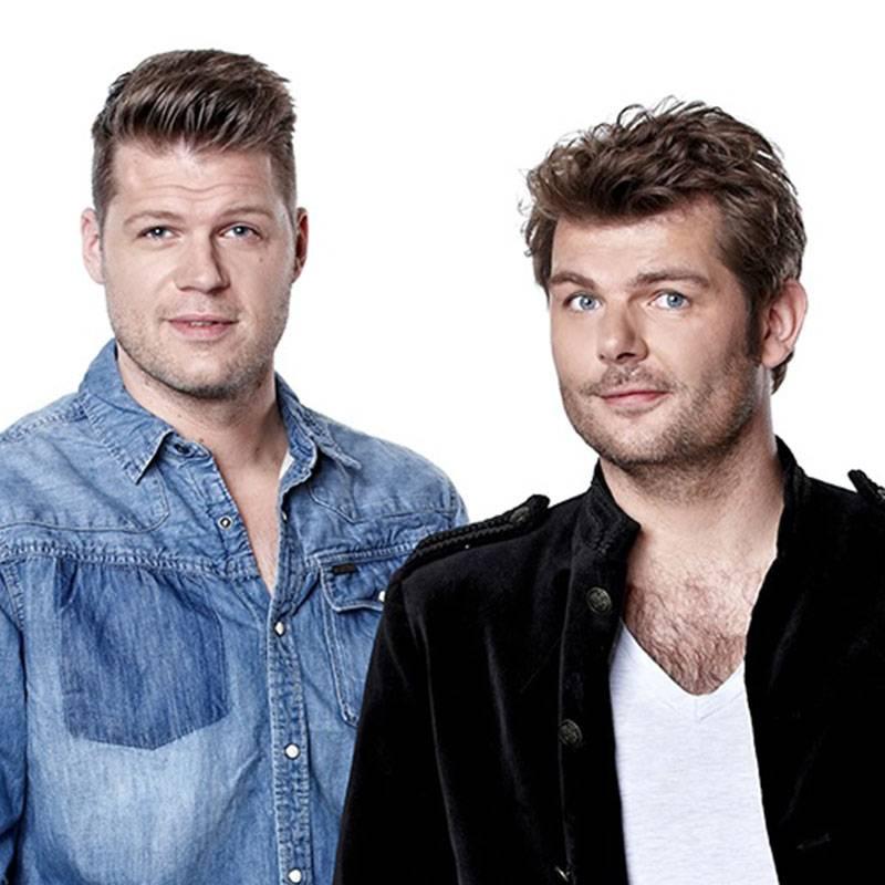 De Coen en Sander Show
