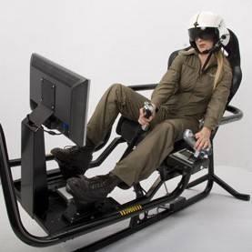F16 flight simulator boeken