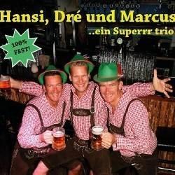 Hansi Dre und Marcus