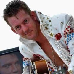 Johnny Lewis Elvis Imitator