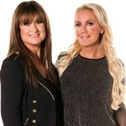 Mandy en Laura