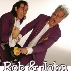Rob en John