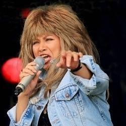 Tina Turner Imitatie