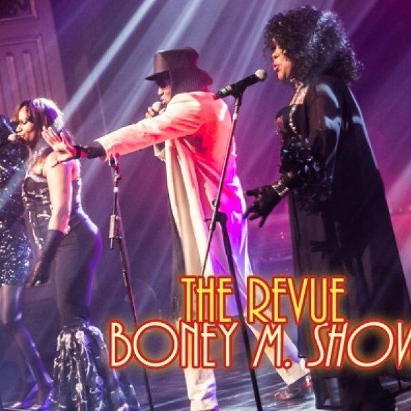 The ReVue Boney M show boeken