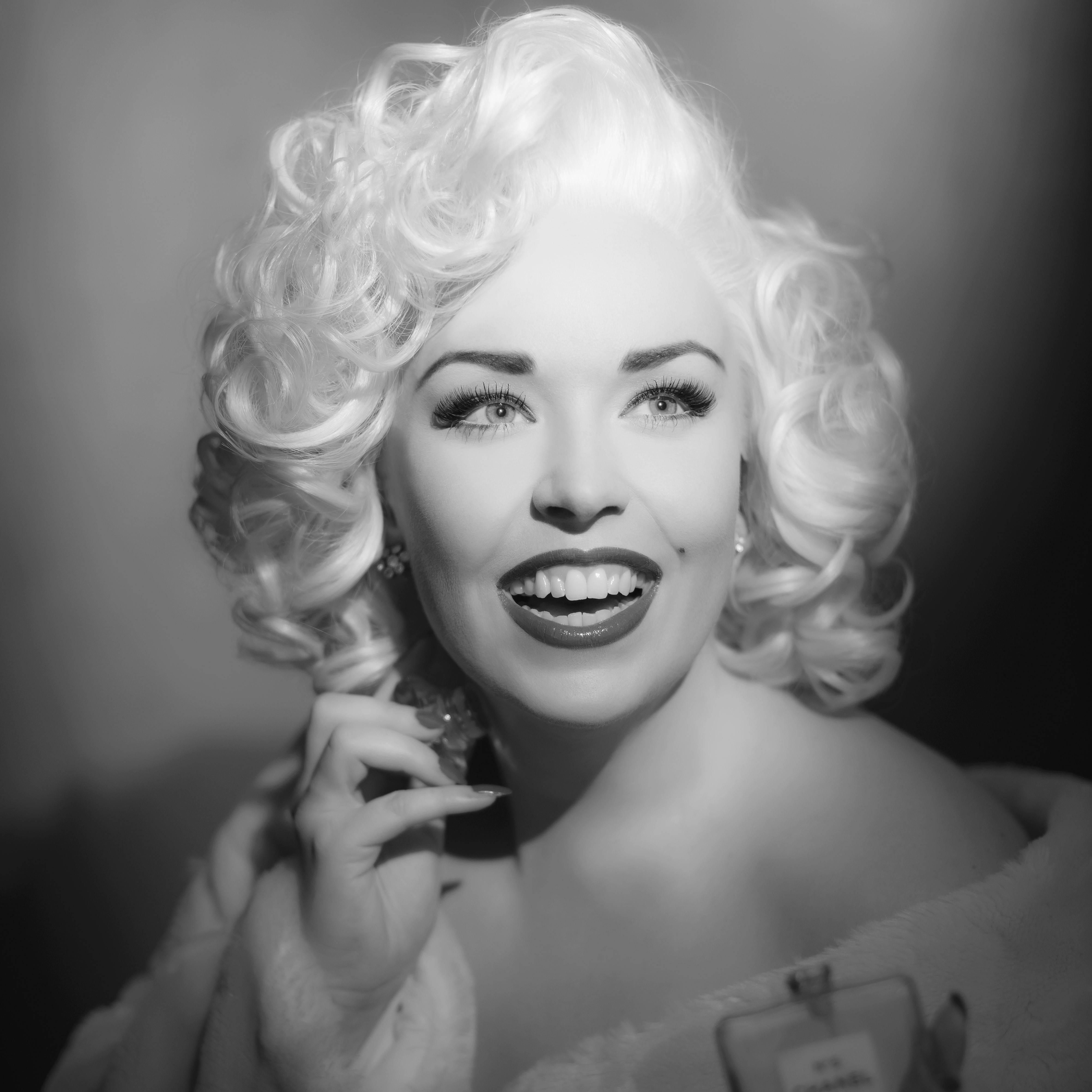 Marilyn-Monroe lookalike boeken