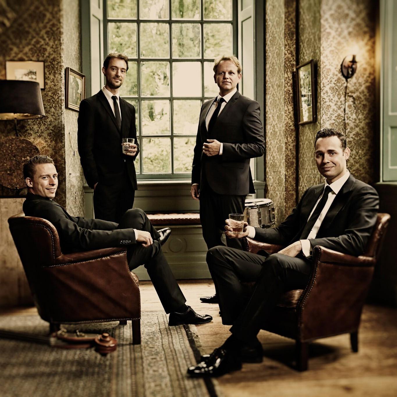 The Roaring Jazz Quartet boeken