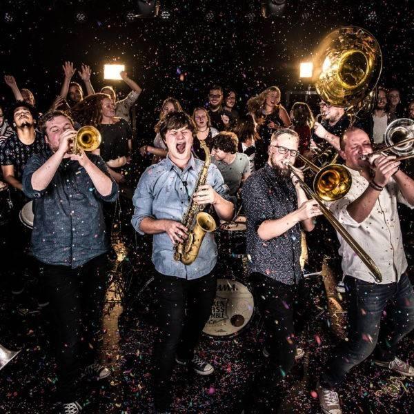 Broken brass ensemble boeken
