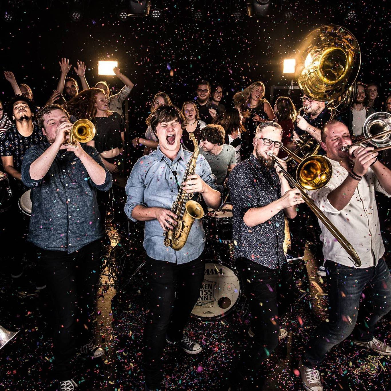 Broken brass ensemble boeken