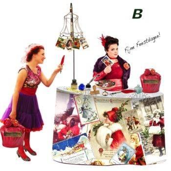 Signoras Amorosas Kerst boeken