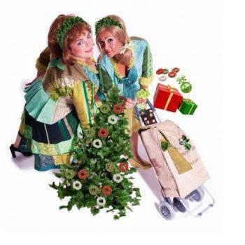 Duurzame kerstdames boeken