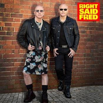 Right Said Fred boeken