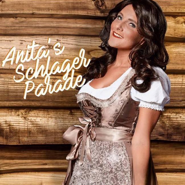 Anitas schlagerparade boeken
