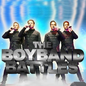 The Boyband Battles boeken