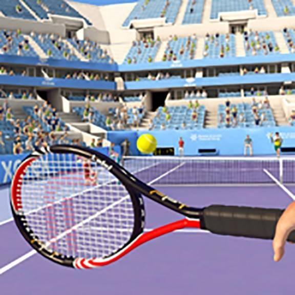 VR Tennis boeken
