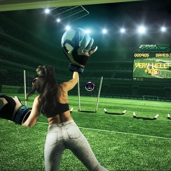 Voetbal VR boeken