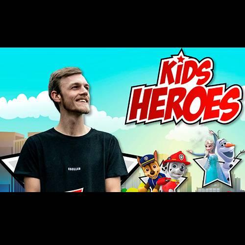 Kids Heroes boeken