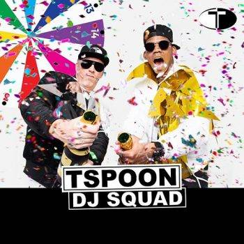 Tspoon DJ Squad boeken